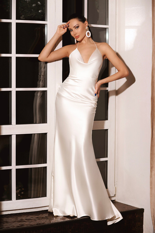 ROBYN GOWN IVORY JX103 - JADORE