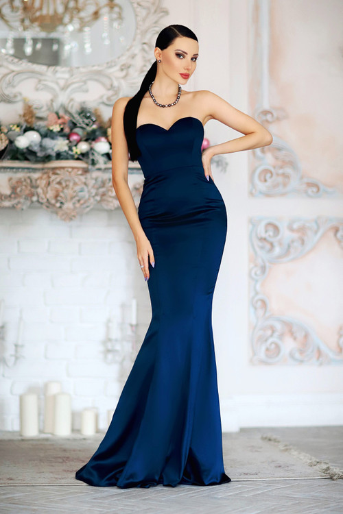 CELEST GOWN - TEAL