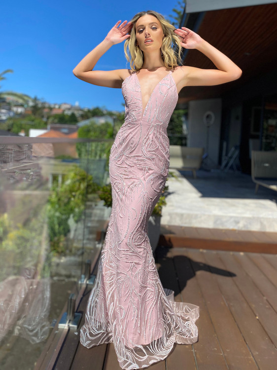 MILANA GOWN JX5002