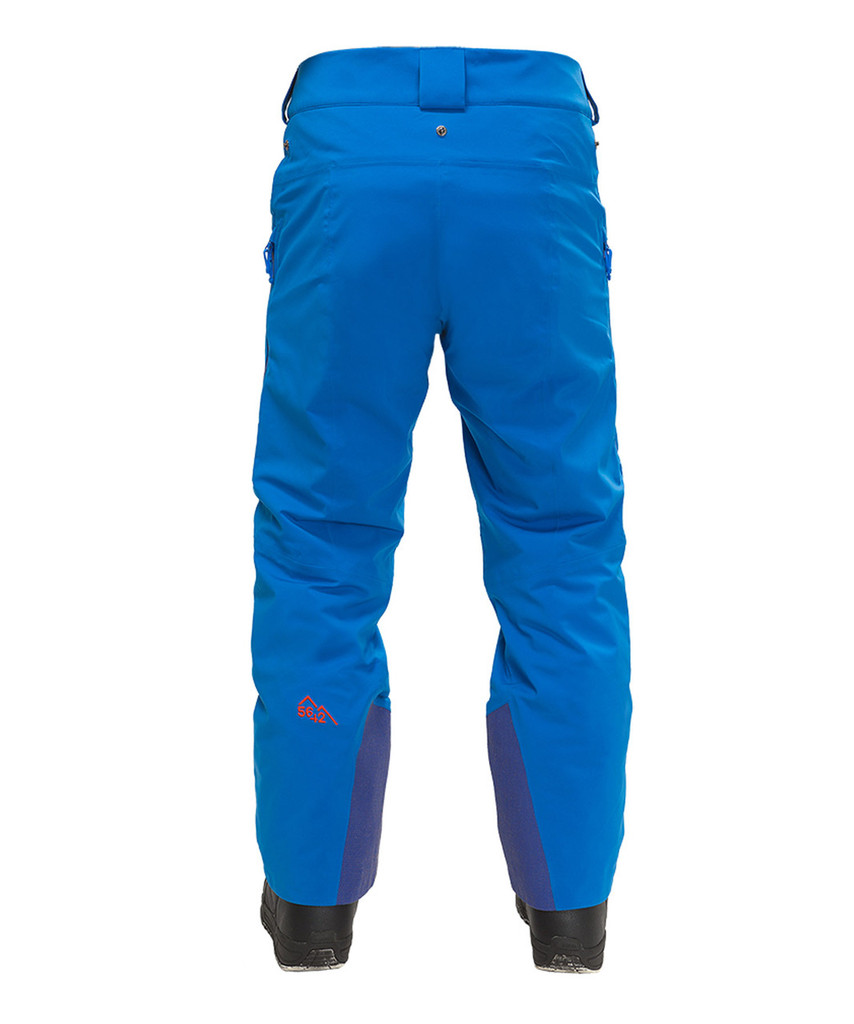 Voltage insulated pants men's