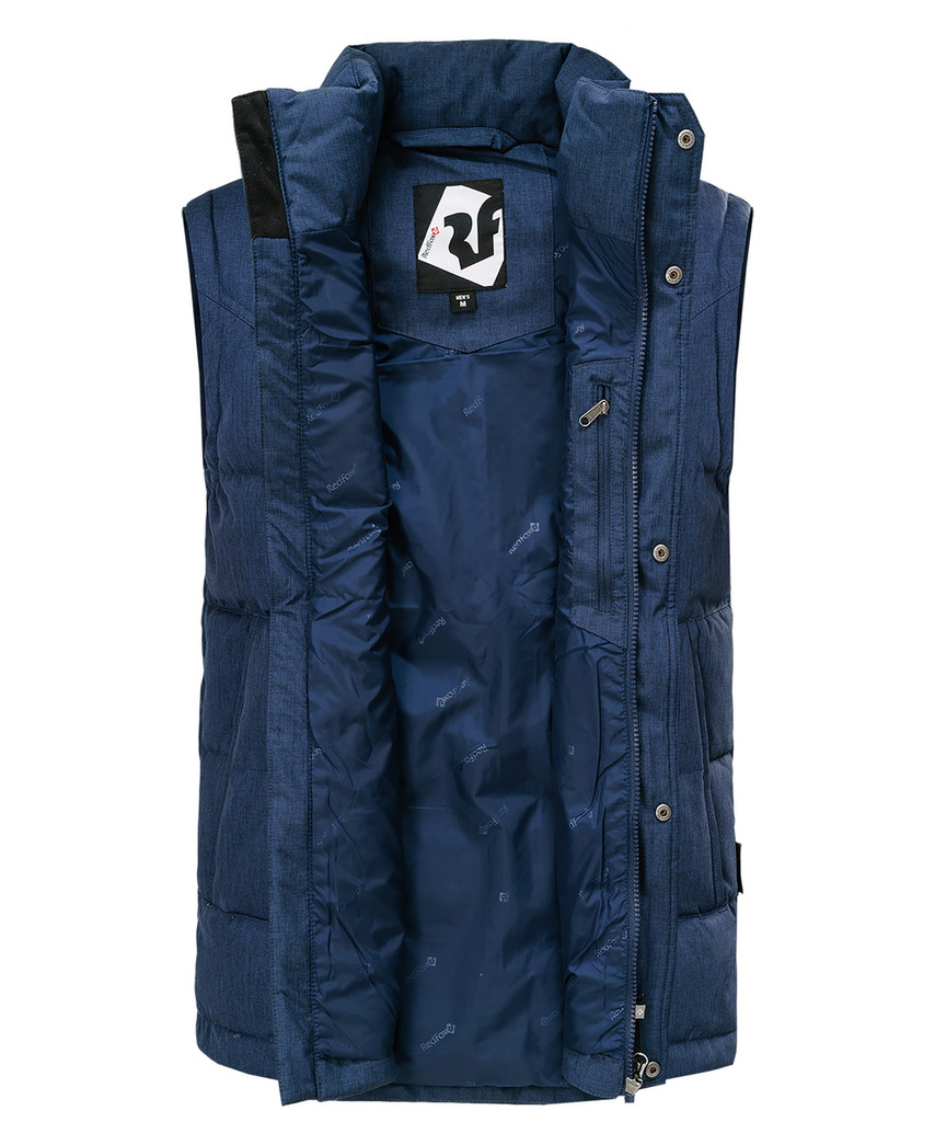 Nansen II down vest men's