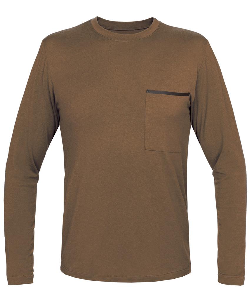 Riverside t-shirt LS men's