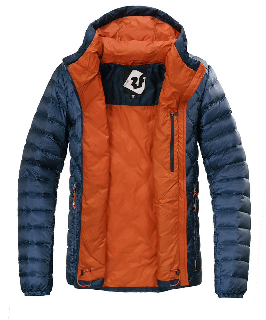 Michigan down jacket men's