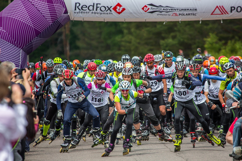 2019 Red Fox Adventure Race is a part of the AREuroseries calendar