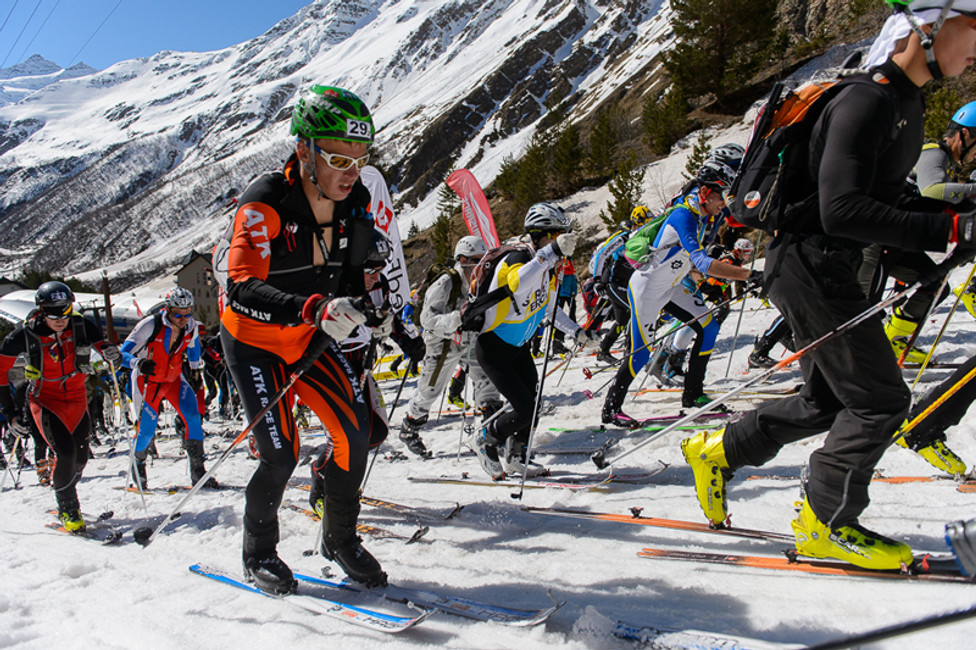 Red Fox Elbrus Race 2017