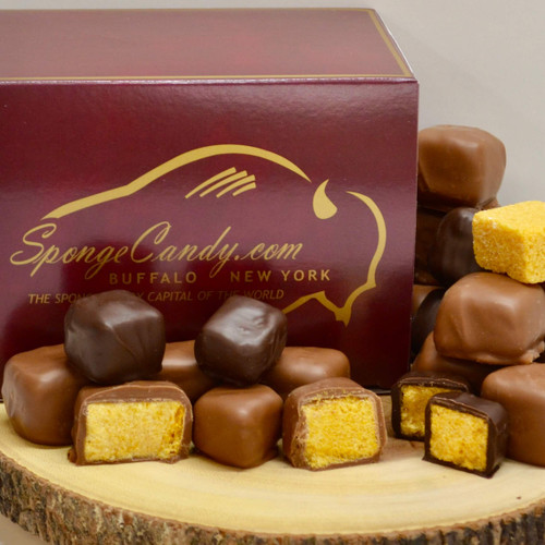 Sponge Candy - 1 lb. of any of our flavors