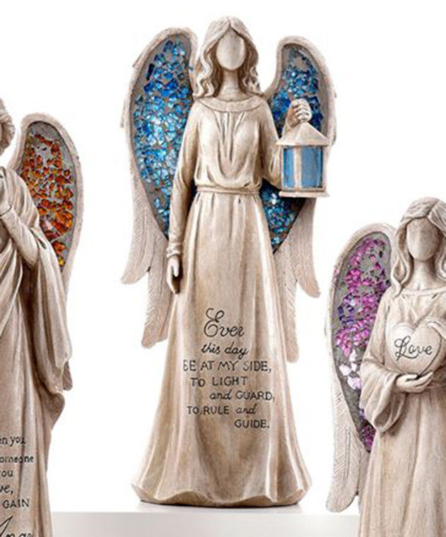 """""""Be at My Side"""" Bereavement Angel Figurine"""