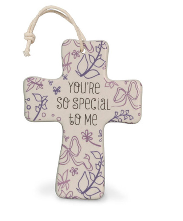 """You're So Special to Me"" Ornament"