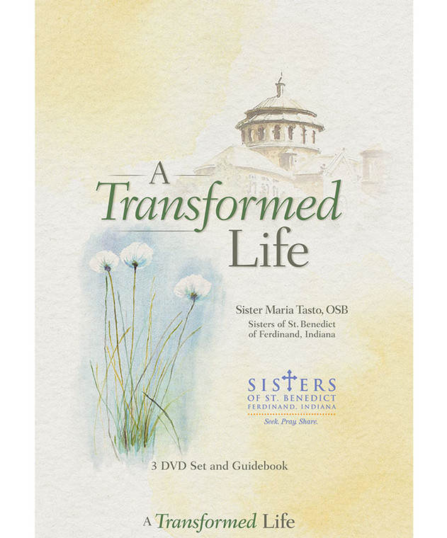 A Transformed Life DVD Set (by Sister Maria Tasto, OSB)