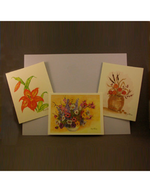 Summer/Fall Notecard Set of 6 (by Sister Mary Oliver)