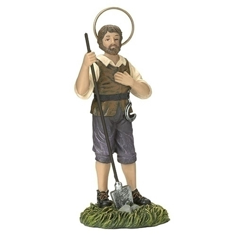 St. Isidore Patron Statue