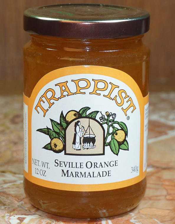 Seville Orange Marmalade by the Trappist Monks