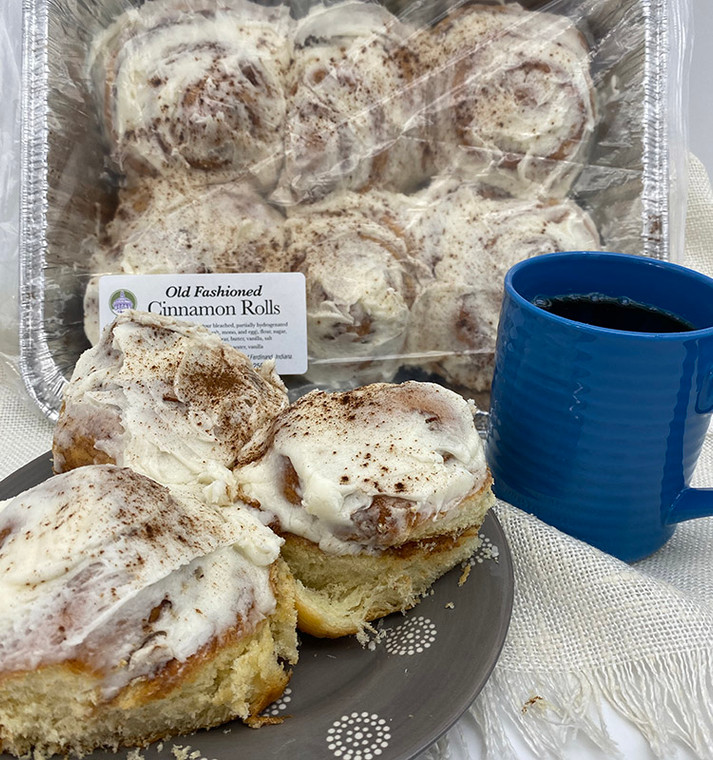 Old Fashioned Cinnamon Rolls (6-ct package)