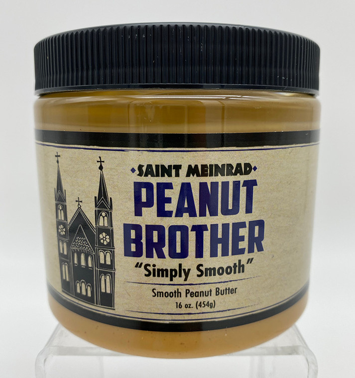 Simply Smooth Peanut Brother Peanut Butter (16 oz)