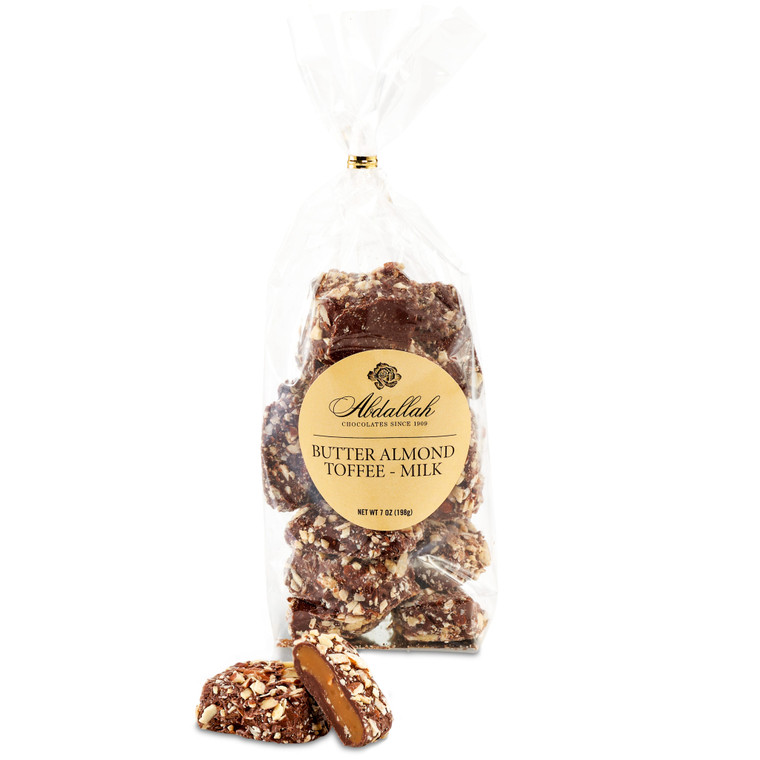 Butter Almond Toffee (8-oz)