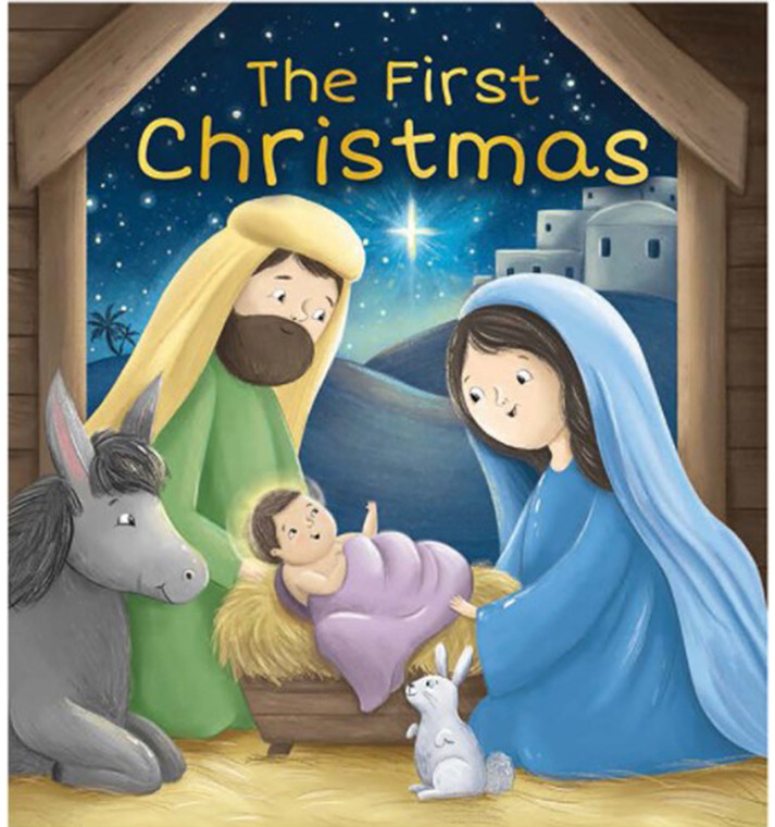 The First Christmas Story Book
