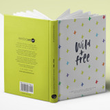 AWESOME INC. Resilient ME Gratitude Journal for Teens ~ WILD & FREE