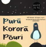 Purū Kororā Pōuri  Blue Little Penguin