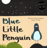 Blue Little Penguin  Norah Wilson