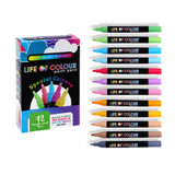 Life of Colour Paint Pens - Special Colours (3mm Medium Tip)
