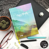 HAPPY THOUGHTS ~ Reslient ME Gratitude Journal for Adults