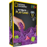 National Geographic Ultimate Play Sand ~ Purple