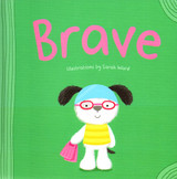 Brave Front Cover Sarah Ward