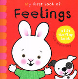 My First Book of Feelings Trace Moroney