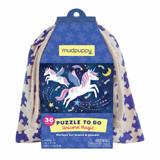 Puzzle To Go  Unicorn Magic