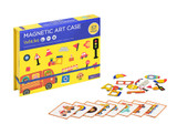 Magnetic Art Set  Vehicles