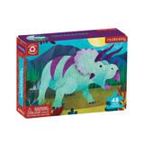 Mini Puzzle Triceratops