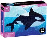 Mini Puzzle Orca