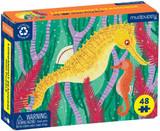 Mini Puzzle Seahorse