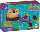 Mini Puzzle Sea Otter
