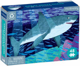 Mini Puzzle Great White Shark