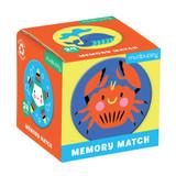 Mini Memory Match  Under the Sea