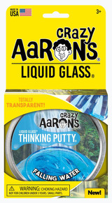 Crazy Aaron's  Liquid Glass Putty ~ Falling Water