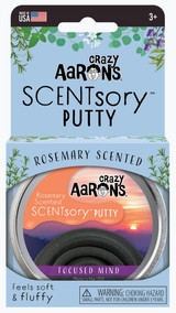 Crazy Aarons  SCENTsory Putty ~ Focused Mind