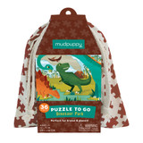 Puzzle To Go ~ Dinosaur Park