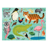 Puzzle To Go ~ Animals of the World