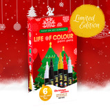 Life of Colour Paint Pens - Special Edition Christmas Colours
