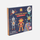 Tiger Tribe Transfer Magic ~ Create A Robot