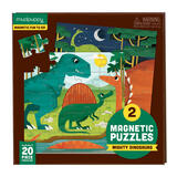 Magnetic Puzzle ~ Mighty Dinosaur Mudpuppy