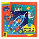 Magnetic Puzzle - Outer Space  mudpuppy