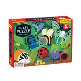 Fuzzy Puzzle ~ Beetles & Bugs  mudpuppy