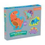 My First Touch & Feel Puzzles ~ Mighty Dinosaurs mudpuppy