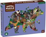 300 Piece Shaped Puzzle ~ Woodland Forest mudpuppy