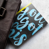 Awesome Inc. Mini Gratitude Journal - You Got This