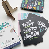 AWESOME INC. Positive Affirmation Card Set