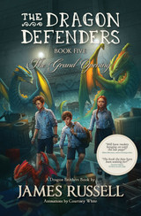 The Dragon Defenders ~ Book 5